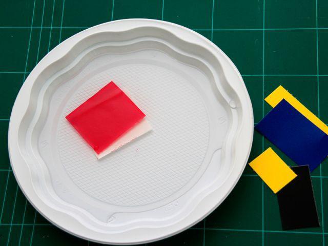 Faire tremper les découpes - Les Ateliers de Mireia