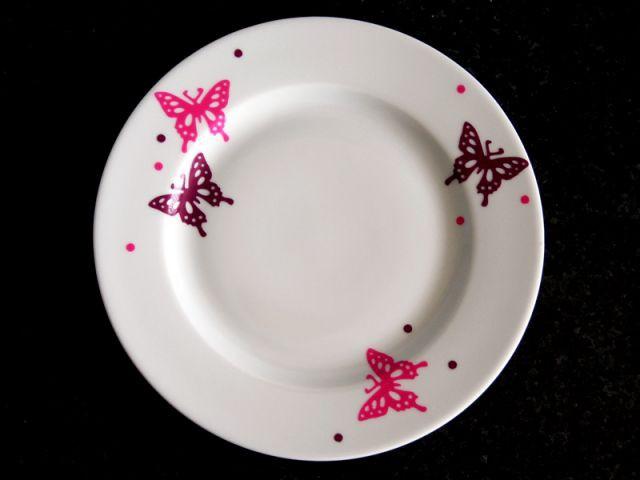 Autres idées : assiette - Les Ateliers de Mireia