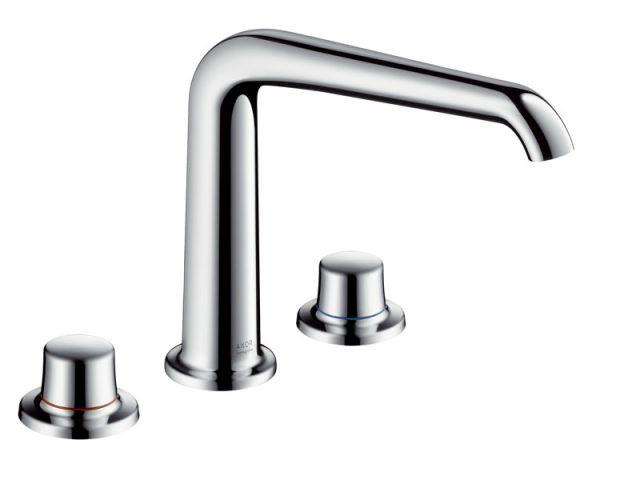 Un robinet aux lignes minimalistes - Hansgrohe