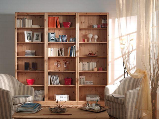 Ambiance marine - Ambiance bibliothèque