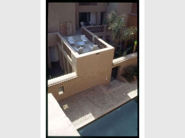 Sidi Hussein - Maisons en terre