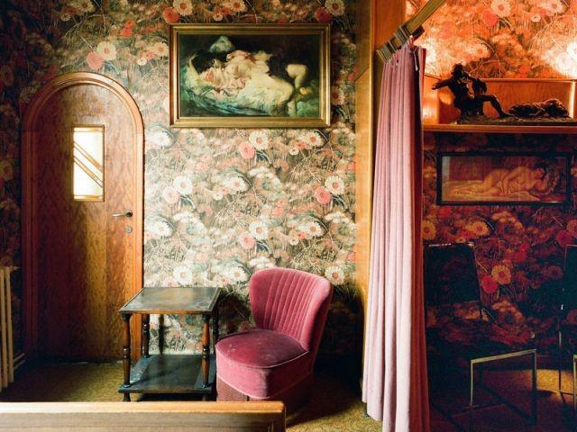 Dans le pur style art déco - Reportage Hôtel Le Berger