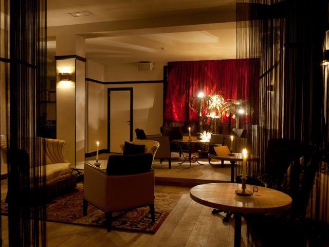 Cadre chaleureux et intimiste - Reportage Hôtel Le Berger