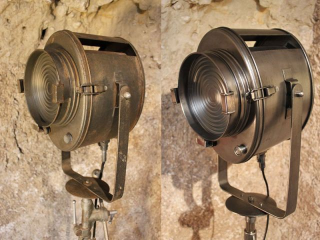Lampe - Frédérick Plun / Atelier ADMO