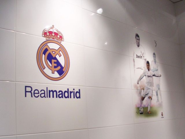 Céramique Real Madrid - Logo - Carrelage Real Madrid