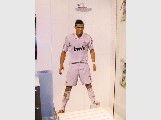 Céramique Real Madrid - Cristiano Ronaldo - Carrelage Real Madrid