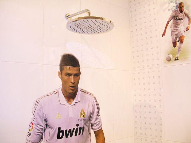 Carrelage Real Madrid