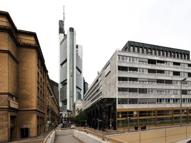 siège de la Commerzbank