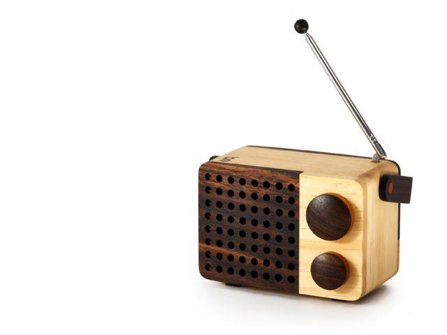 La classique - Wooden Radio