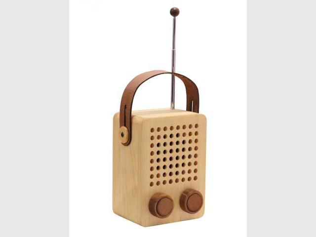 Pour les étudiants - Wooden Radio