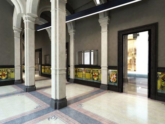 Hôtel Conservatorium - Entrée - Hôtel Conservatorium Amsterdam