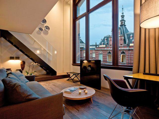 Hôtel Conservatorium - Salon - Hôtel Conservatorium Amsterdam