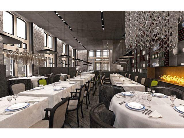 Hôtel Conservatorium - Restaurant - Hôtel Conservatorium Amsterdam