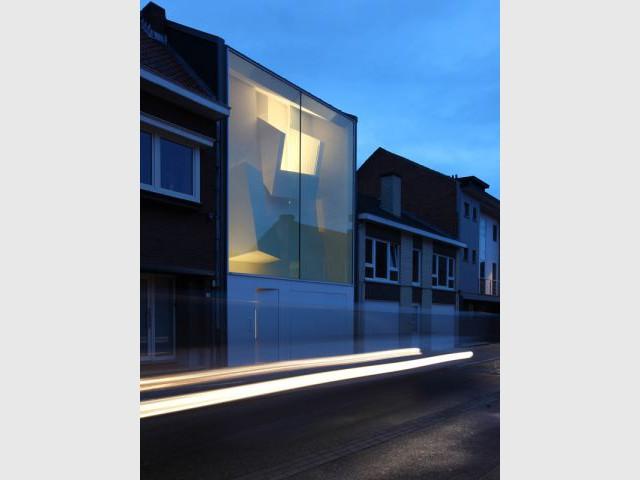 Belgique - Maison Menten et Biekens - 9 architectes / 9 propositions