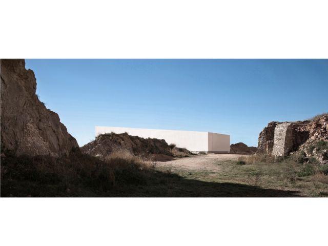 Maison sur la colline du château  - 9 architectes / 9 propositions