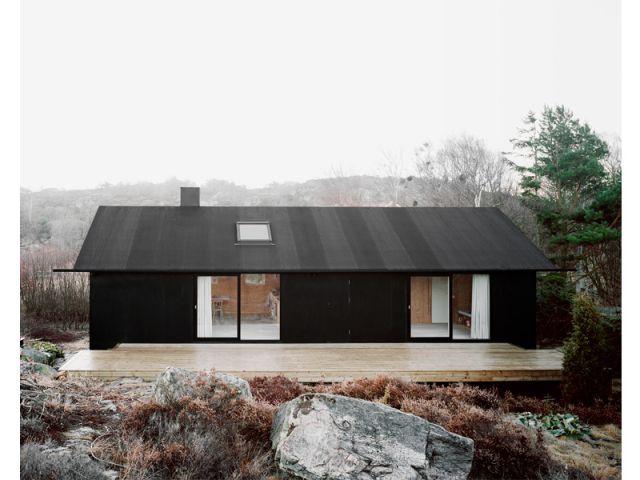 Suède - Maison Morran - 9 architectes / 9 propositions