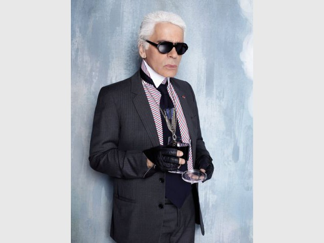 Haute couture - Orefors et Karl Lagerfeld - Haute couture