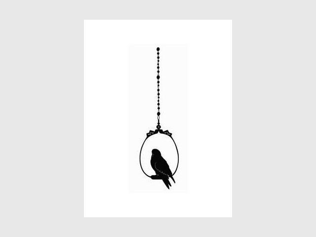 Une présence - shopping-oiseaux