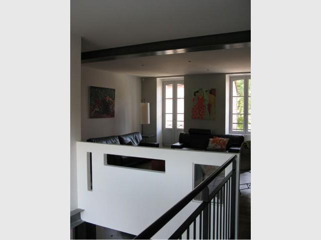 Sobriété - Maison DPLG / Rennes / reportage