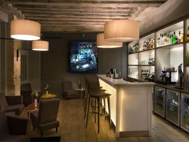Bar authentique - Hôtel Jules & Jim