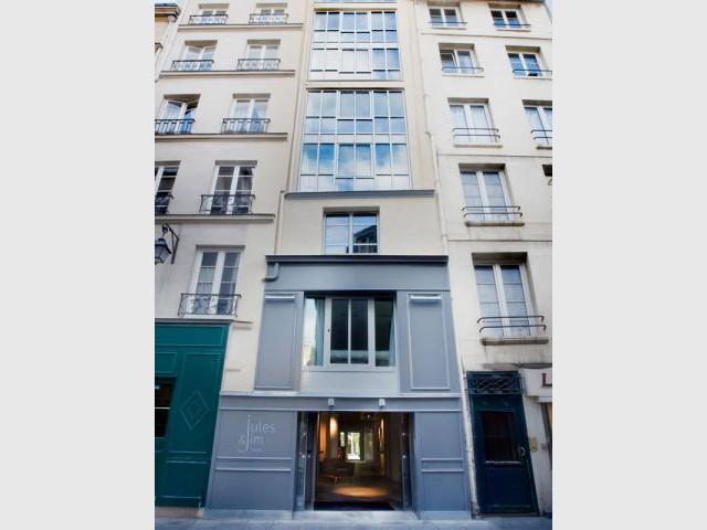 Vues multiples - Hôtel Jules & Jim