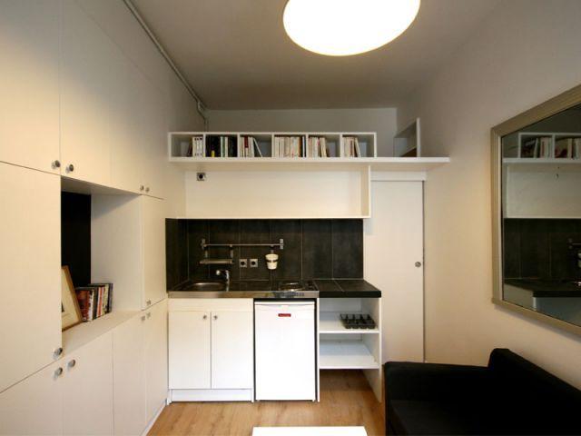 Reportage appartement parisien Julie Alazard