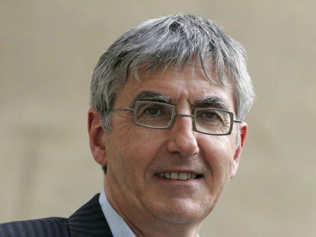 Serge Pugeault, adjoint au maire de la ville de Re