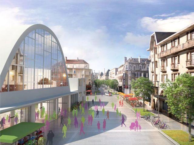 République-Boulingrin, l'attraction  - Reims Métropole le choix des proximités