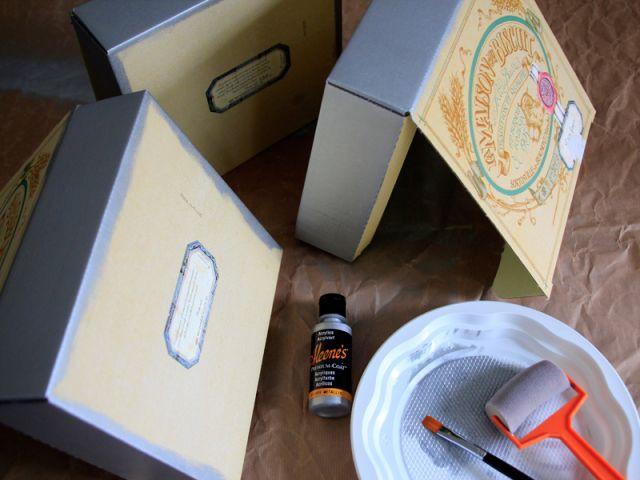 Peindre en argenté 1/2 - Les Ateliers de Mireia
