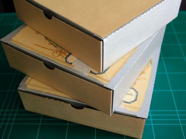 Recouvrir de papier kraft - Les Ateliers de Mireia