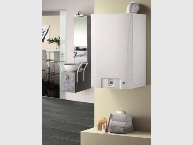 Chaudière gaz petit budget pour la salle de bains - Chauffage salle de bains