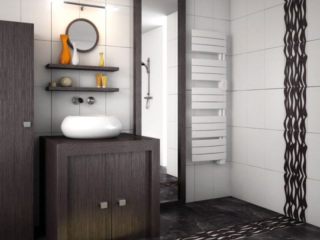 15 solutions de chauffage pour ma salle de bains - Calcul Puissance Chauffage Salle De Bain