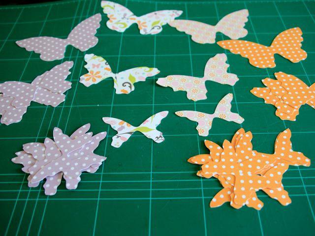 La découpe des papillons - Les Ateliers de Mireia
