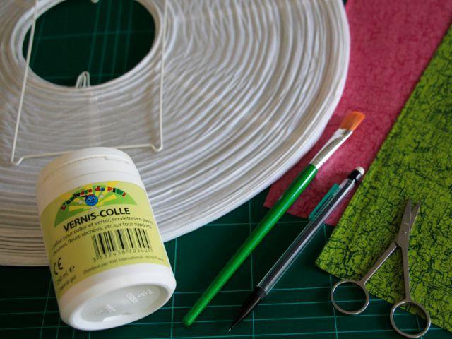 Le matériel - Création 2 - Les Ateliers de Mireia