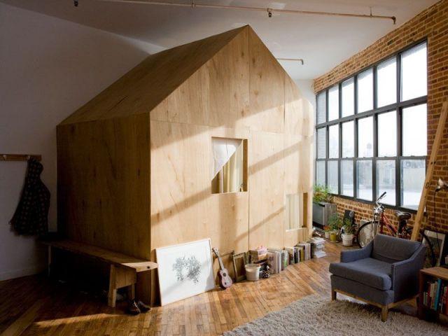 Cabine loft - cabine
