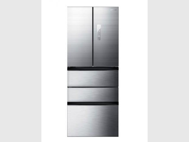 Réfrigérateur cinq portes - Sélection réfrigérateurs