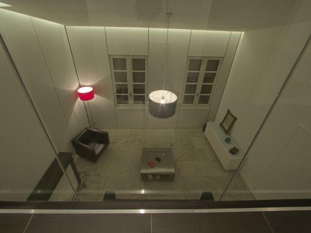 Après - Vue sur le salon - Reportage duplex Montpellier