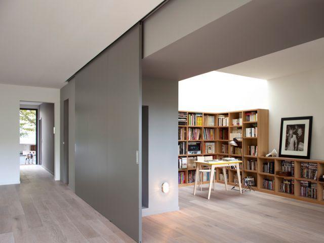 Moduler l'espace - Maison éco-durable-reportage