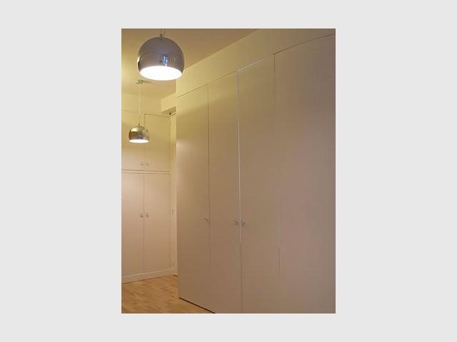 Une cuisine invisible - Salle de bains cube