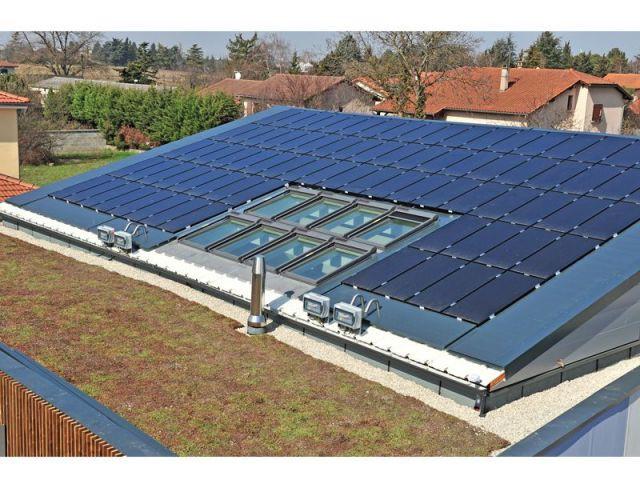 Toiture photovoltaïque - MFC 2020