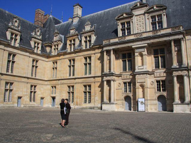 Le château d'Ecouen - Musée national de la Renaissance - Trésor de la Renaissance
