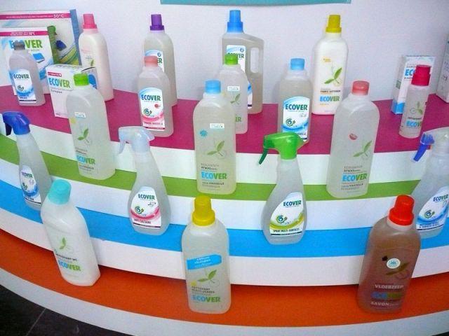 Produits nettoyants - détergents