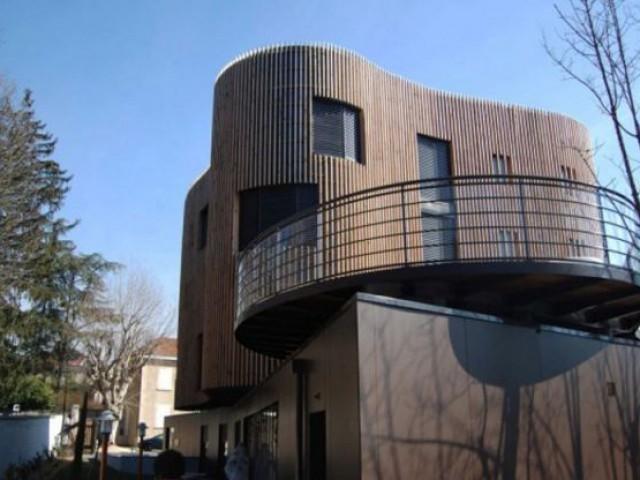 Catégorie Bâtiment collectif/logement/habitat groupé - projet bois