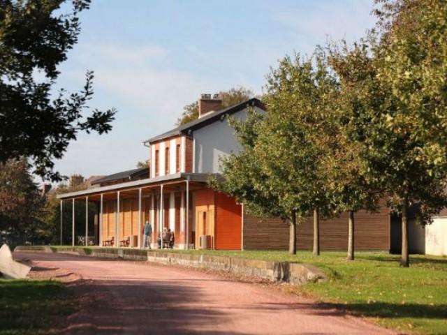 Catégorie extension/rénovation/réhabilitation - projet bois