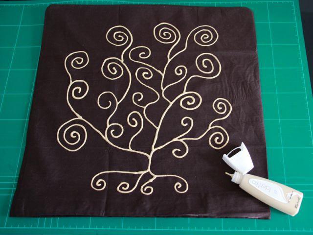 La peinture textile 1/2 - Les Ateliers de Mireia