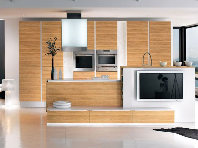 douze cuisines avec lot central douze ambiances. Black Bedroom Furniture Sets. Home Design Ideas