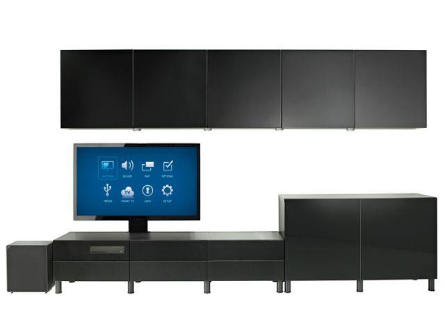 Uppleva, un concept combiné tout-en-un - Ikea Uppleva