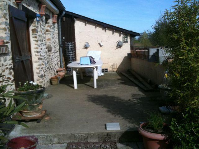 Terrasse avant - Aménagement extérieur - SARL Ramella