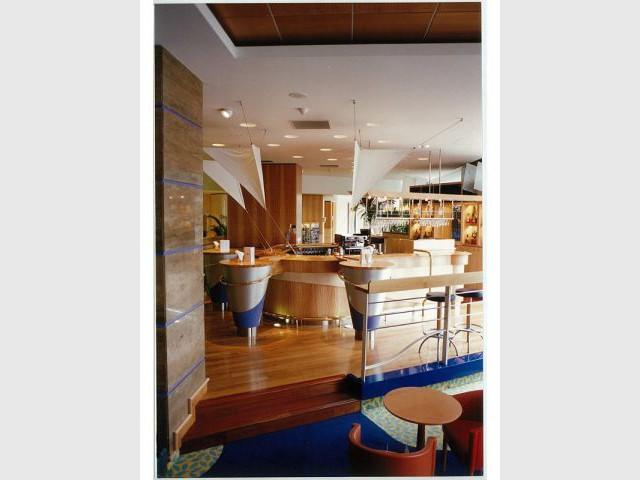 Radisson Blu hôtel, Nice - D. et F. Knoll