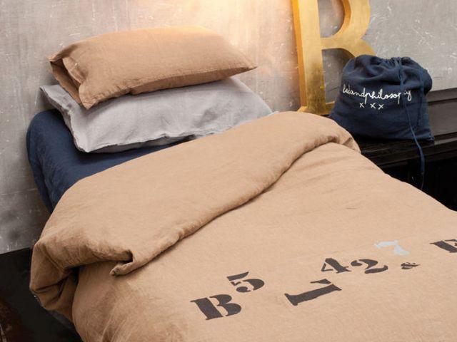 Du linge de lit en lin - Sélection industriel